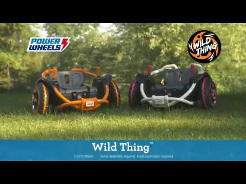 Fisher-Price Power Wheels Wild Thing   Toys R Us Canada