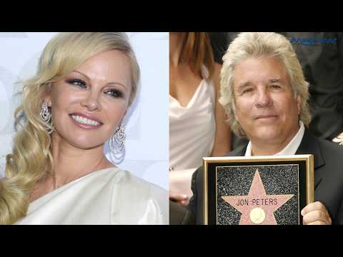 Pamela Anderson Shares First Photo With Husband Jon Peters, The Controversial Hairdresser-Turned-Producer Of 'A Star Is Born'