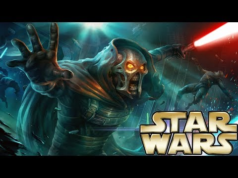 How Ancient Sith Nearly Wiped Out All of the Jedi - Star Wars Explained