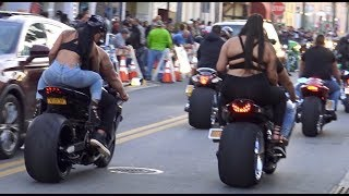 Coolest Bikes & Best Moments | Daytona Bike Week 2018