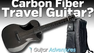 The Most Unique (Collapsible) Travel Guitar Reviewed