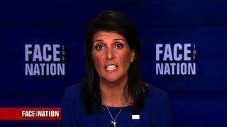 Nikki Haley explains Ivanka Trump