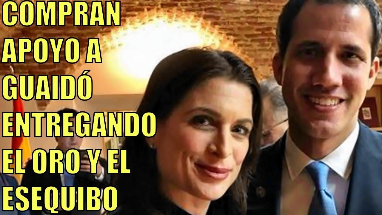 Vanessa Neumann: Operadora de los globalistas para ceder el Esequibo y Oro Venezolano a Inglaterra