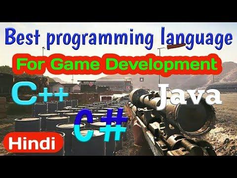 Best Programming Language For Game Development [Hindi]