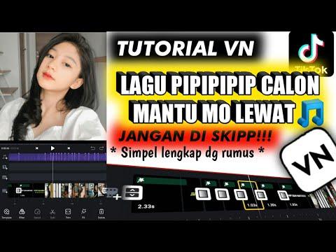tutorial-vn-yg-lagi-viral-di-tiktok|-lagu-pipipip-calon-mantu-🔥