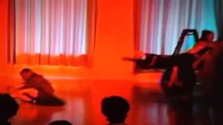HAYダンスカンパニーが八ヶ岳の公民館で蜘蛛の糸を題材に、役者、故 草...