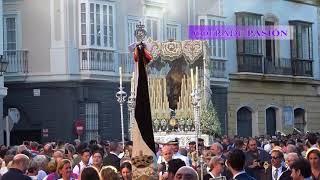 Procesión de Alabanza de Ntra. Sra. del Carmen Coronada de Cádiz 2018
