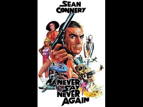 James Bond Part 13 Never Say Never Again Youtube