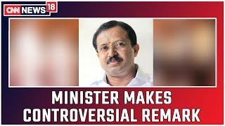 Union Minister Muraleedharan Makes Controversial Remark On Sabarimala Pilgrims   CNN News18