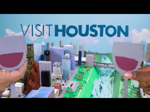 Welcome To Houston Animation - 30 Second