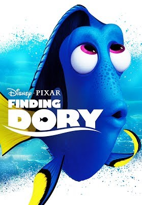Film theory is dory faking finding dory youtube for Dory fish movie