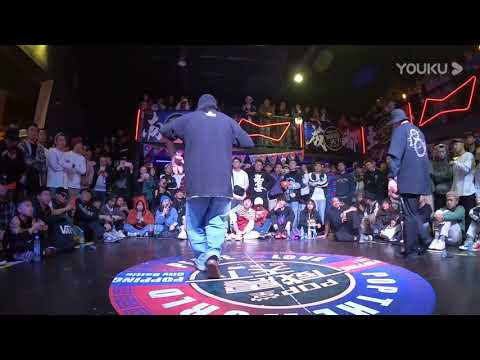 Boogie Tie VS 李月 | Popping Battle + One More Best 16 To 8 | 威震天下 Vol. 3