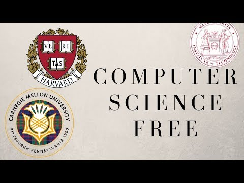 GET A COMPUTER SCIENCE DEGREE FOR FREE!