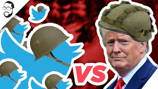 Twitter's War With Trump