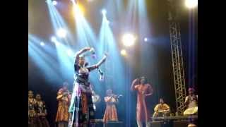 "Bollywood Masala Orchestra - ""Spirit of India"" Tour at the Stockholm Culture Festival (Part 6)"