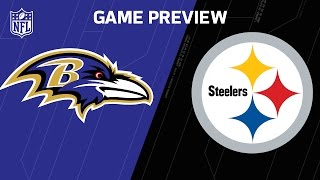 Ravens vs. Steelers | C.J. Mosley vs. Le'Veon Bell | Move the Sticks | NFL Week 16 Previews