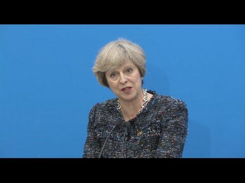 British PM Lauds Fruitful Consensus Reached at G20 Hangzhou Summit