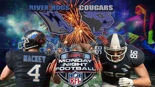 RFL Monday Night Football Chicago Cougars vs. Portland River Hogs