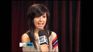 Christina Grimmie, Latest YouTube Sensation, On Selena Gomez | News Video | MTV - MTV.com