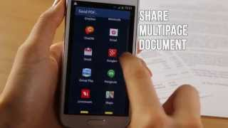 PDF Scanner PRO + OCR Plugin