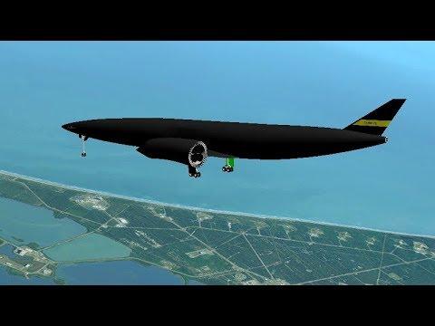 Orbiter 2016 - Skylon Spaceplane Manual Gliding Reentry And Landing
