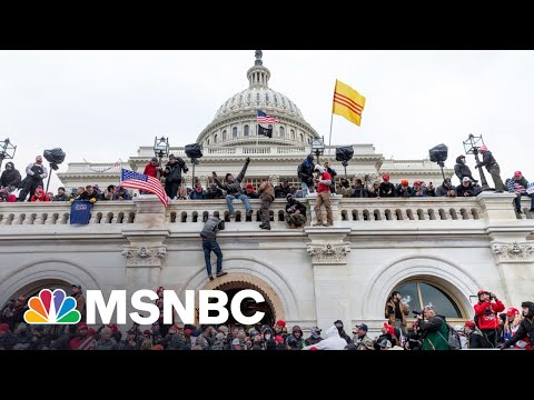 Carville: Capitol Riot Proves Republicans Are Soft On Crime