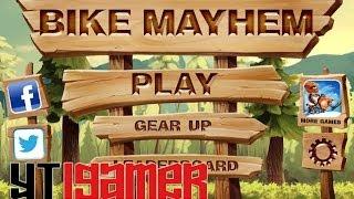 Bike Mayhem Mountain Racing   Gameplay   Ios Universal   Part 1