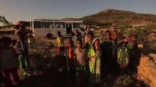 Trachombekämpfung in Äthiopien - mit Licht für die Welt