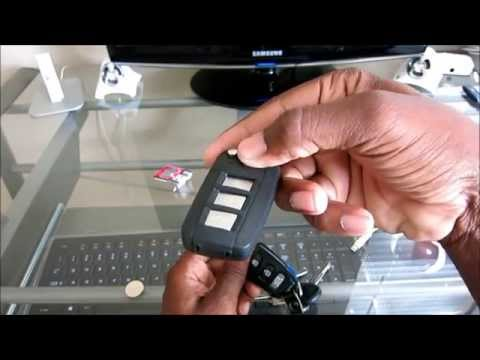 How To Switch Your 2013 Hyundai Elantra Key To A Folding Key Fob & Replace Battery