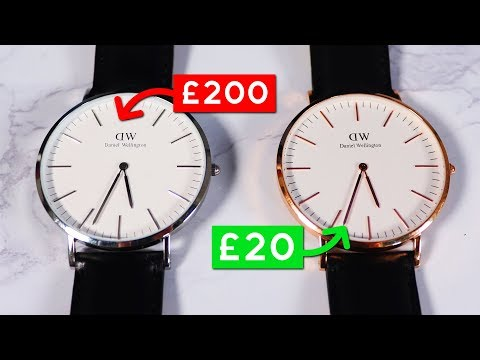 Watch This BEFORE You Buy A Daniel Wellington Watch...