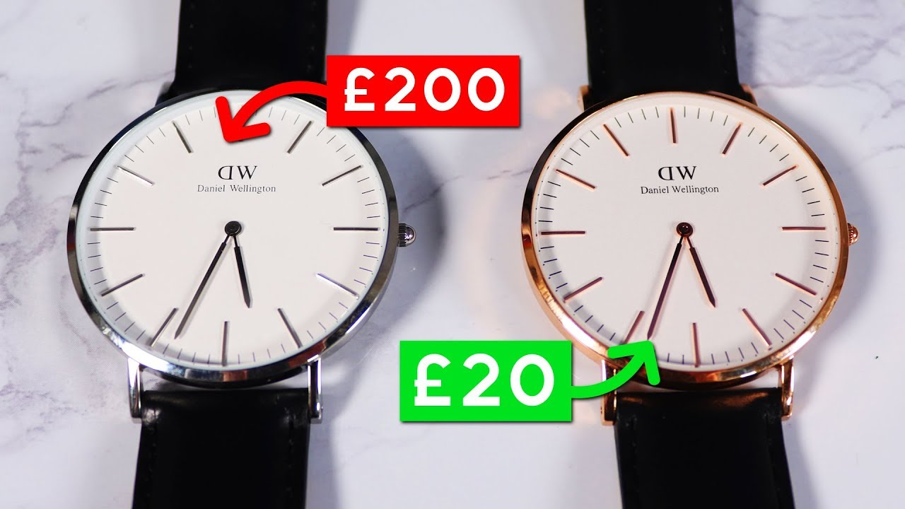 Watch This Before You Buy A Daniel Wellington Watch Youtube