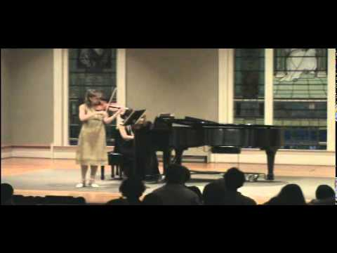 Stravinsky Suite Italienne for Violin and Piano