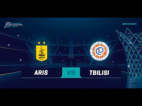 Aris v Dinamo Tbilisi - Full Game - Qualification Round 1 - Basketball Champions League 2018