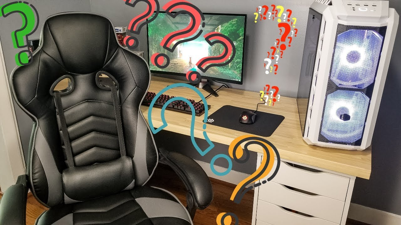 Best Budget Gaming Chair Under $150