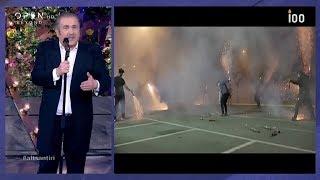 Ο Λάκης Λαζόπουλος για τα «άγρια» έθιμα του Πάσχα - Αλ Τσαντίρι Νιουζ 7/5/2019 | OPEN TV