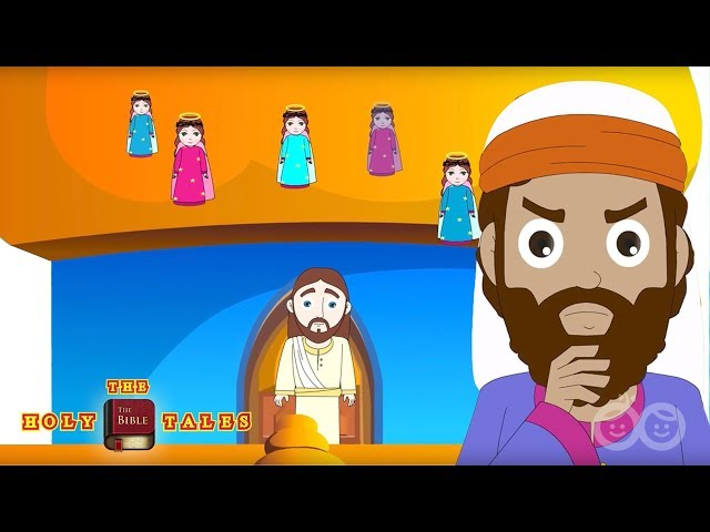 Jesus - Bible Stories For Children