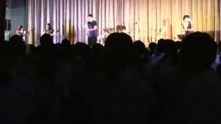 大垣北高校 文化祭 バンド 君と羊と青