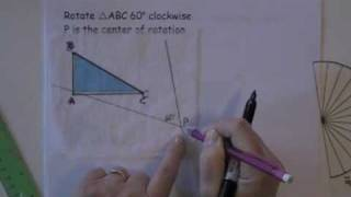 Transformational Geometry Part I