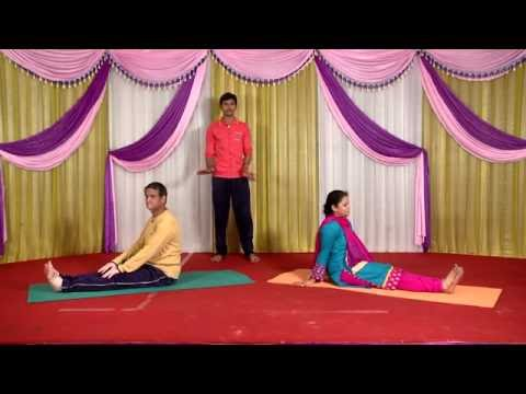Yoga for sinus,Dust Allergy,Asthma…Respiratory system by Dr.Ragothaman