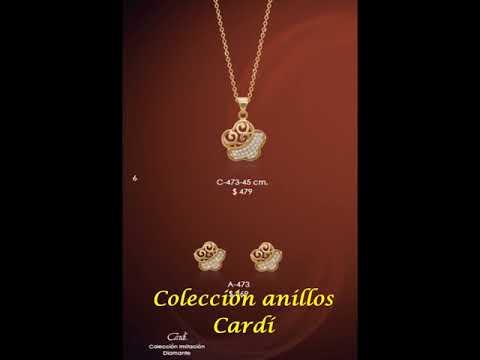 coleccion anillos cardí