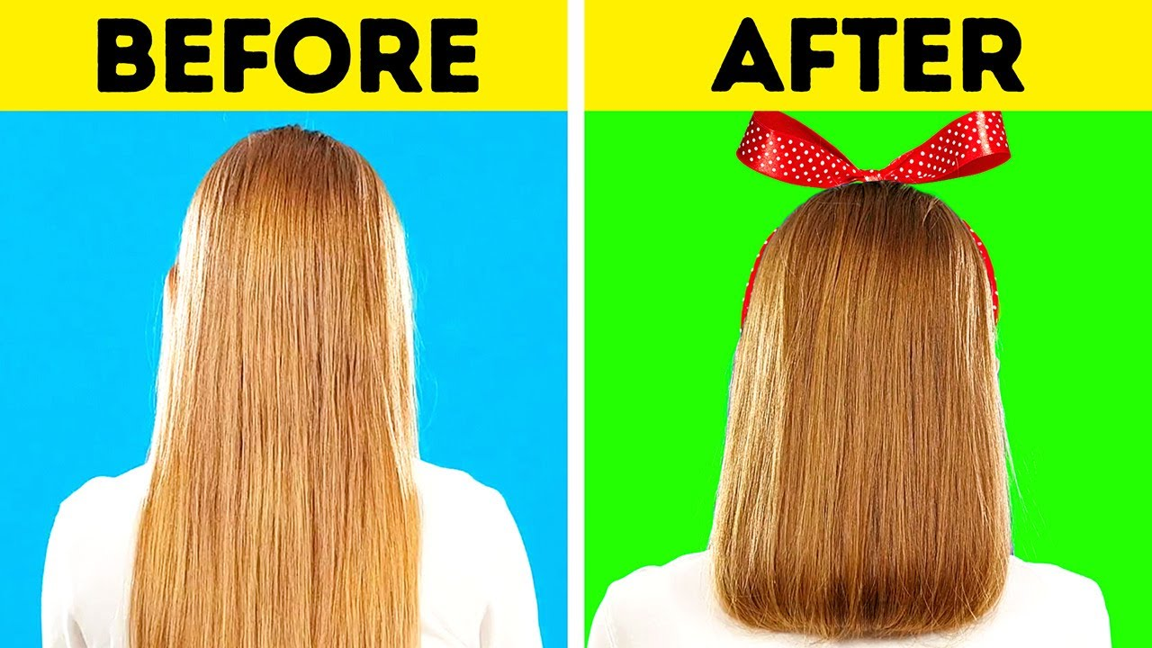 31 LAST MINUTE HAIRSTYLES FOR SCHOOL - YouTube
