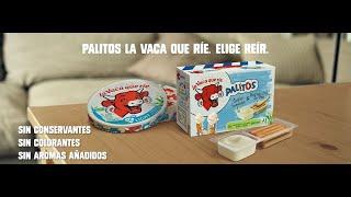 Palitos La Vaca que ríe – Elige reír