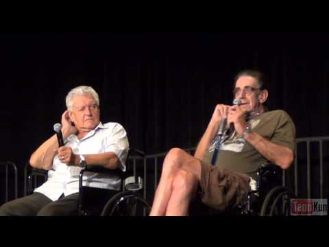 Peter Mayhew David Prowse SL ComicCon 2013