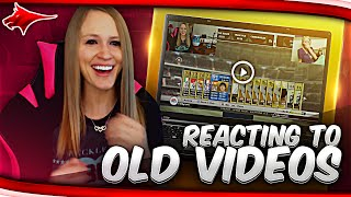 JUST WOW! REACTING TO OLD VIDEOS - FANGS