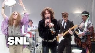 Gambar cover Behind the Music: Rock & Roll Heaven - Saturday Night Live