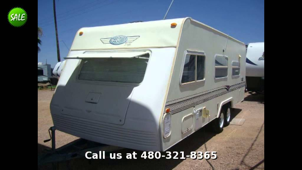 Aerolite Travel Trailer