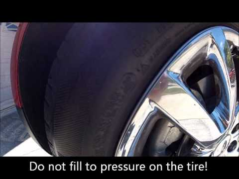 Ford Edge Tire Pressure