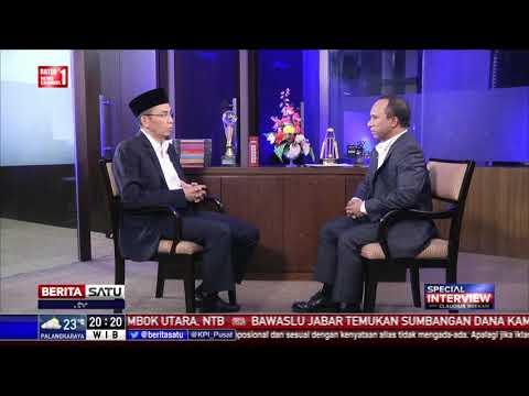 Special Interview: Tuan Guru Bajang Siap Dipecat Demokrat #2