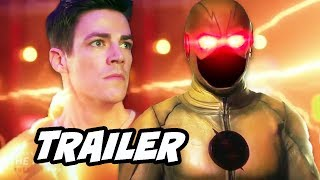The Flash Season 5 Episode 12 Trailer - Reverse Flash and Ultimate Villain Revealed