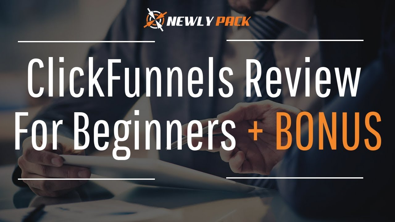 ClickFunnels Review 2018 For Beginners + BONUS offer below ✅